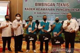BPOM laksanakan bimbingan teknis kader keamanan pangan desa