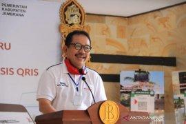 Wagub Bali resmikan tatanan kehidupan era baru dan digitalisasi di Desa Wisata Blimbingsari
