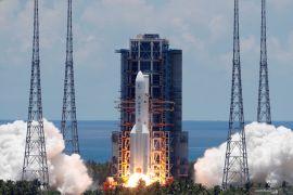 China luncurkan misi independen dan tanpa awak ke Planet Mars