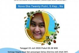 Seorang perawat di Surabaya meninggal dunia akibat COVID-19