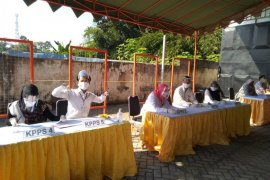 KPU Blitar simulasikan pemungutan suara pilkada dengan protokol kesehatan
