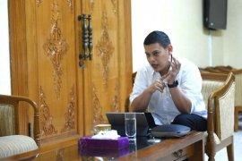 Wali Kota Kediri paparkan program layanan publik saat webinar