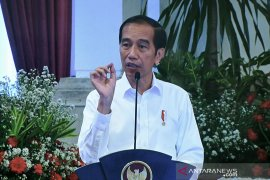 Presiden Jokowi ingatkan semangat atasi COVID-19 tidak boleh kendur