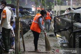 Warga pelanggar masker di Jakbar jumlahnya menurun drastis