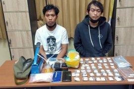 Polisi Bali tangkap pengedar 1 kg ganja lintas pulau