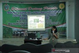 "38 penyuluh pendamping proyek SIMURP ikuti ""training of trainer"""