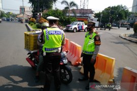 1.625 kendaraan terjaring Operasi Patuh Jaya 2020 pada hari keempat