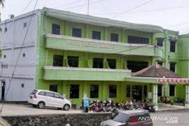 Gedung lama RSUD Depati Hamzah dimanfaatkan untuk penanganan pasien infeksius