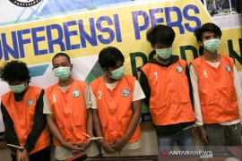 Jaringan narkoba libatkan mahasiswa dibongkar polisi