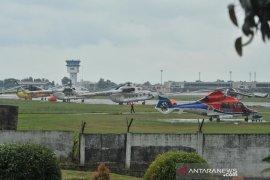 Helikopter patroli dan waterbombing perkuat penangananKarhutla Sumsel Page 3 Small