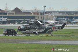 Helikopter patroli dan waterbombing perkuat penanganan Karhutla Sumsel Page 1 Small
