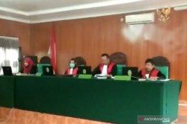 Dua perwira polisi terbukti terima suap dari calon Bintara  divonis 5 tahun penjara