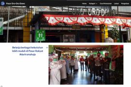 Warga Kota Malang didorong manfaatkan belanja online  pasar rakyat
