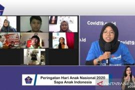 12 butir Suara Anak Indonesia 2020 pada Hari Anak Nasional