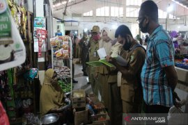 Dinas Perdagangan pantau harga bahan pokok penting jelang Idul Adha