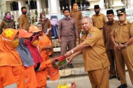 Jelang Hari Raya Idul Fitri, Bupati Tanjabbar luncurkan sembako bersubsidi