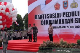TNI Commmander asks religious leaders to be involved in health protocol education