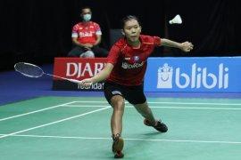 Saifi dan Putri lolos ke semifinal turnamen internal PBSI