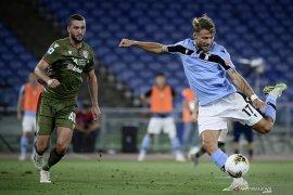 Lazio kalahkan Cagliari amankan posisi keempat klasemen