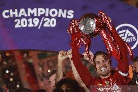 Liga Premier Inggris musim 2020/21 dimulai 12 September