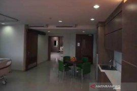 Sekeluarga positif COVID-19 diisolasi di Bogor Senior Hospital