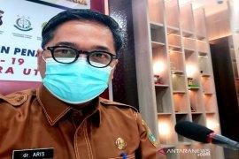 Kasus COVID-19 di Sumut terbanyak di Medan-Binjai-Deliserdang