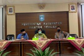 Pemkab Bangka Tengah tetapkan APBD perubahan Rp953,787 miliar