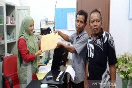 Kades Aek Banir diadukan warga ke inspektorat