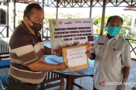 1.624 pekerja informal di Wondama terima santunan provinsi