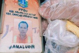 Terlindas truk ekspedisi, Jamaludin warga Jakarta tewas dilokasi