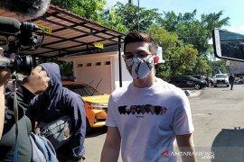 Polrestabes Bandung periksa Irwansyah terkait laporan Medina Zein