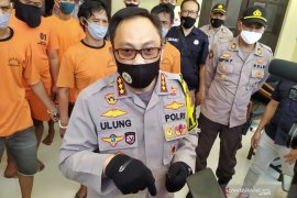 Dua anggota Polrestabes Bandung positif COVID-19 dinyatakan sembuh