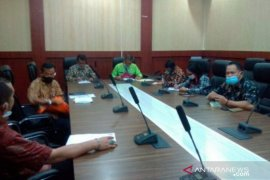 Pemprov Babel terima audiensi Komisi I DPRD Kabupaten Belitung