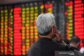 Saham China dibuka rendah melanjutkan penurunan akhir pekan lalu