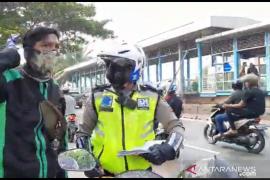 Pada hari kedua Operasi Patuh Jaya 1.601 kendaraan ditilang