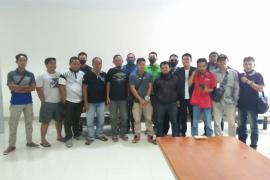 Besok, Pengurus PWI Kabupaten Sintang dilantik