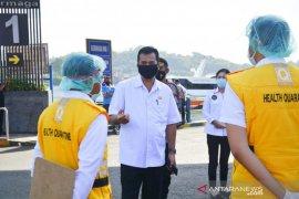 Tim UPP Saber Pungli sidak Pelabuhan Padangbai Karangasem-Bali