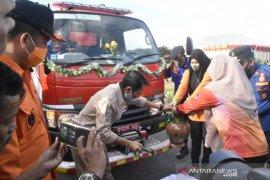 BPBD Kabupaten Gorontalo dapat tambahan mobil pemadam kebakaran