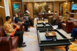 Gubernur minta dukungan Menko Perekonomian terkait KEK Arun
