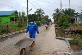 Indocement improves rural infrastructure quality during the pandemic