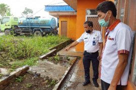 BMKG Deliserdang  survei pemasangan Accelograph di Karo