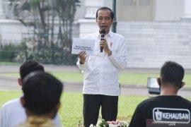 Presiden Jokowi tandatangani PP perlindungan WNI korban pelanggaran HAM