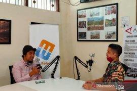 """""""Eramadani.com""""-ANTARA Bali kupas """"Perkembangan dan Jebakan Medsos"""" lewat """"podcast"""""""