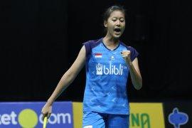 Pebulu tangkis remaja Putri lolos ke laga puncak turnamen internal PBSI