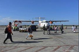 Penumpang Bandara Lombok naik tiga kali lipat