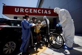 Menteri kesehatan di Meksiko meninggal setelah positif COVID-19