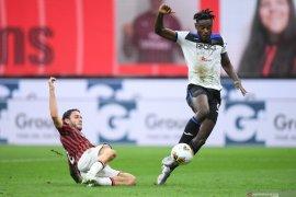Atalanta imbangi Milan 1-1