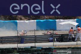 MotoGP: Marquez bakal absen untuk dua hingga tiga bulan ke depan