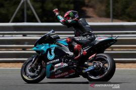 Tanpa Marc Marquez, Quartararo waspadai Vinales di GP Andalusia