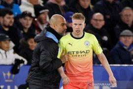 Jadwal Liga Inggris: malam ini Manchester City bertandang ke markas Leeds United